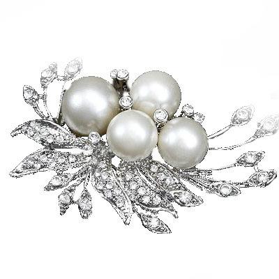 Perhiasan mutiara dan sejarah industri mutiara