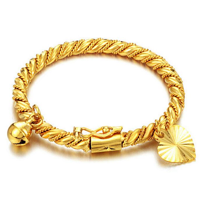 Gelang Emas & Panduan membeli gelang emas di toko emas online