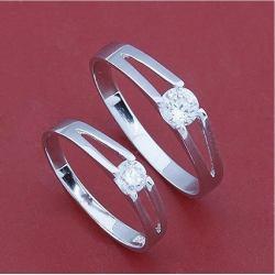 Cincin Perak Asli dan cara membedakannya dengan cincin perak palsu