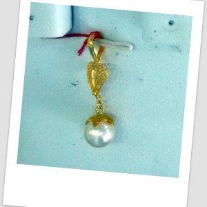 anting mutiara emas-0002