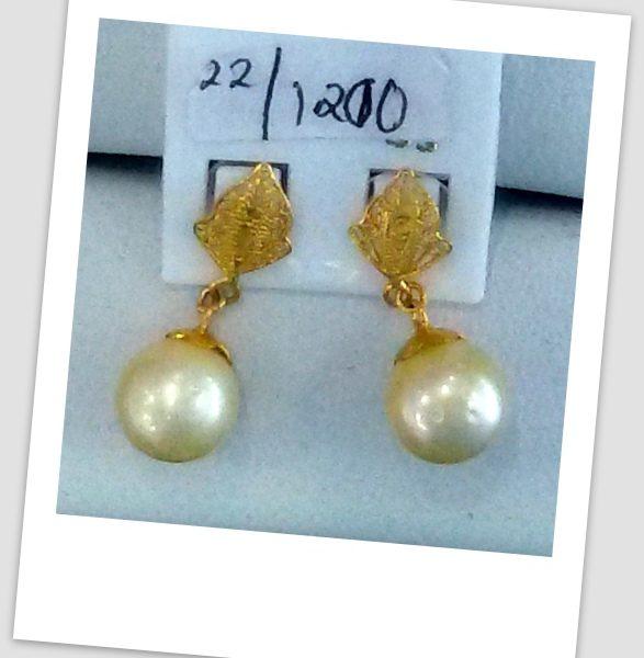 anting mutiara emas-0007