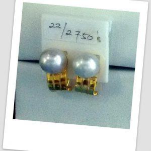 anting mutiara emas-0013
