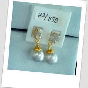anting mutiara emas-0018