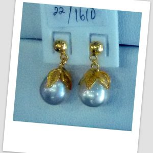 anting mutiara emas-0037