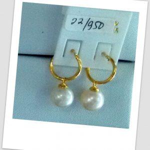 anting mutiara emas-0039