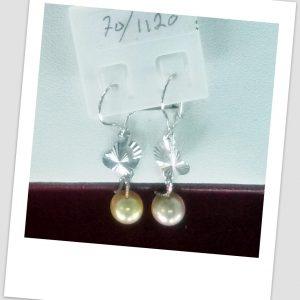 anting mutiara emas-0077