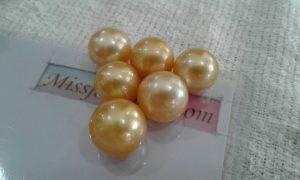 High Quality Loose South Sea Pearl (BZG-2020)