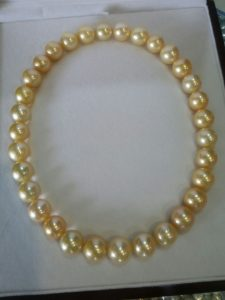 High Quality Loose South Sea Pearl (IWG-21)